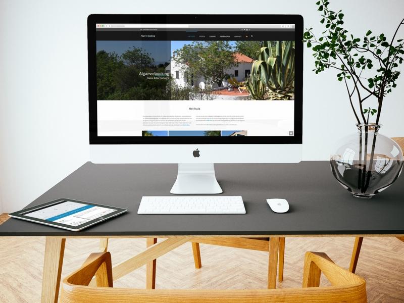 algarve booking website