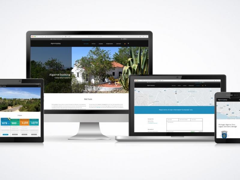 webdesign algarvebooking